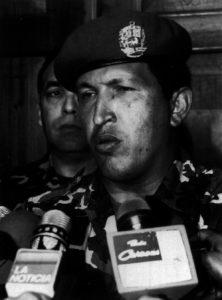 Hugo Chávez declarando el 4f