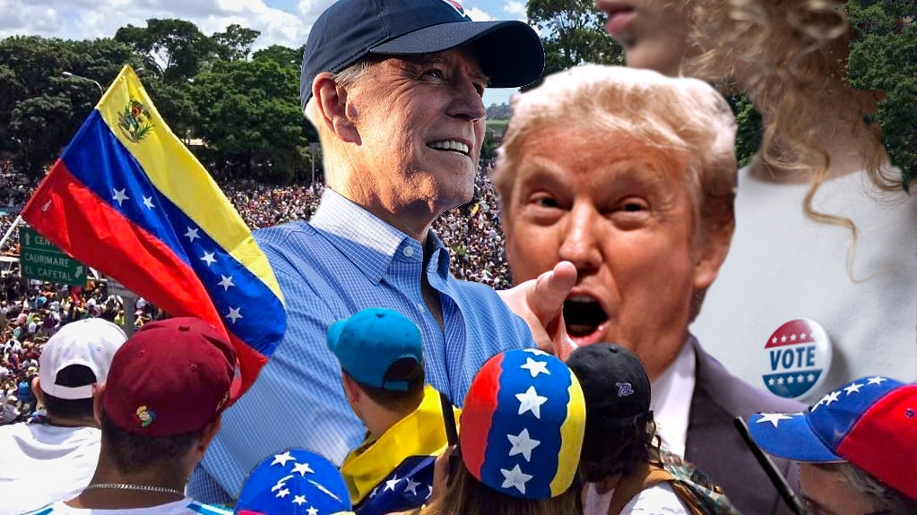 venezolanos que viven en Estados Unidos podrían determinar la elección presidenciales